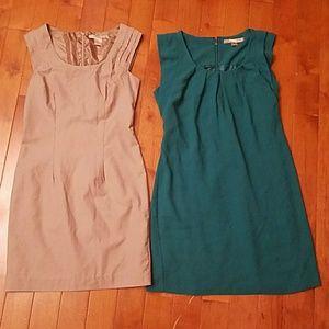 Forever 21 sheath dresses -bundle